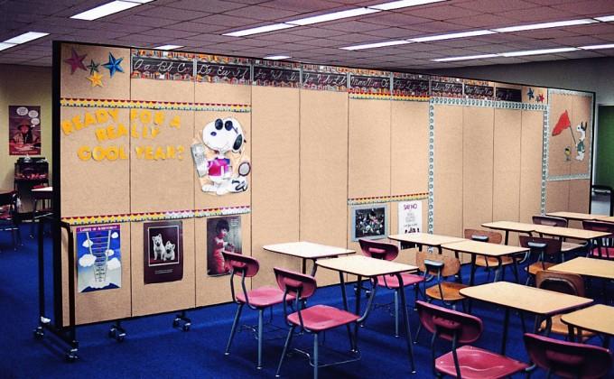Classroom Portable Room Dividers
