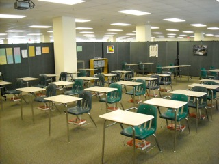 Portable High School Classroom
