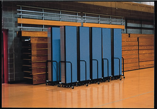 Stored Room Dividers