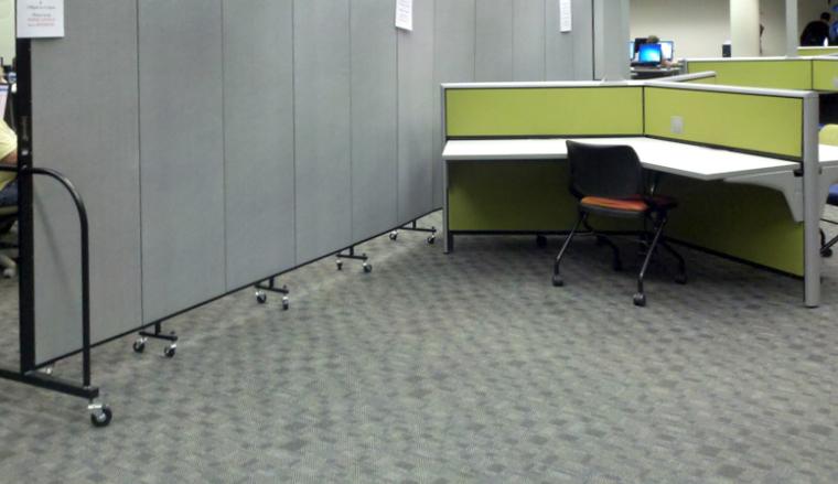 Computer Lab Study Area