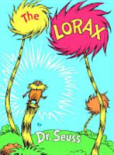 Dr Seuss book The Lorax