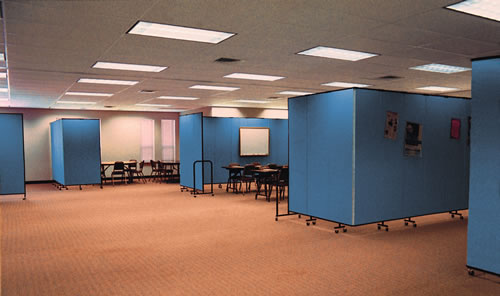 Instructional Training Rooms