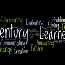 Word scramble of terms for the 21st Century Learners.