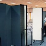 How are Screenflex Room Dividers Used?