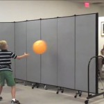 Using Classroom Partitions to Reduce Distractions