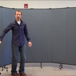 Arranging Movable Wall Dividers