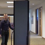 Movable Partitions Arrive Ready-to-Use