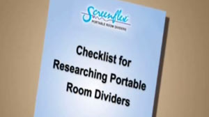 Checklist For Researching Portable Room Dividers