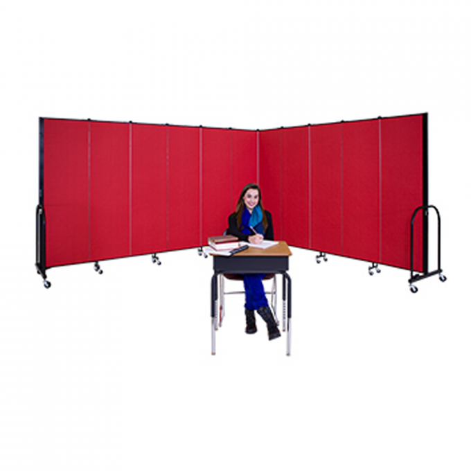 Improve Learning Environments With Portable Walls