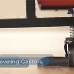 Self-Leveling Caster Wheels