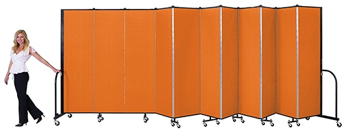 Movable Room Dividers Maximize Your Space