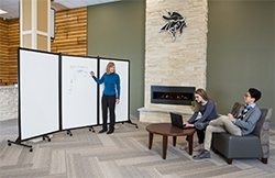 School room dividers offers exact Screenflex products needed to serve as portable walls to divide your space